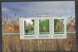 2012 (03) Persoonlijk Postzegelvel Filateliebeurs Loosdrecht Postfris