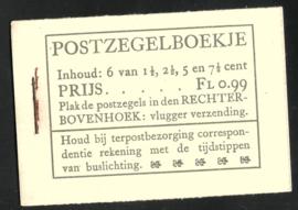 PZ 38-N 4 × 6 (Nvph 172/379/380/381) Roomkleurige Kaft (19)