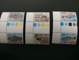 Nederlandse  Antillen 556a/558a Postfris (1)