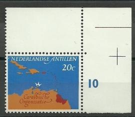 Nederlandse Antillen 351 Postfris