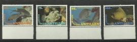 Nederlandse Antillen 723/726 Postfris