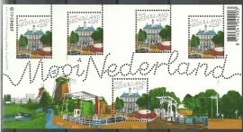 Nvph 2341 Mooi Nederland Weesp Postfris