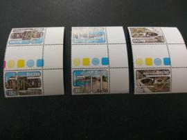 Nederlandse  Antillen 556a/558a Postfris (5)