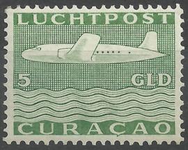 Luchtpost 84 5 Gld Vliegtuig Postfris (1)
