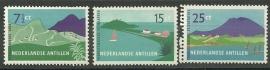 Nederlandse Antillen 262/264 Postfris