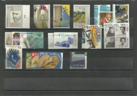 Complete Jaargang 1990 Postfris