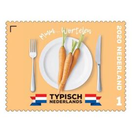 """Nvph 3834  """"Typisch Nederlands"""" - Wortelen 2020 Postfris"""
