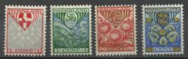 Nvph 199/202 Kinderzegels 1926 Postfris ( 3)