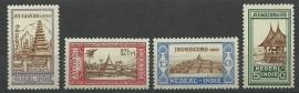 Nederlands Indië 167/170 Jeugdzorg Postfris