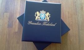 Collectie Grenzeloos Nederland (2008/2013) in Davo de Luxe Album  met opbergbox