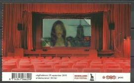 Nvph 2769 Filmpostzegel met Kaart Postfris