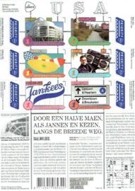 Nvph V3325/3330B Grenzeloos Nederland USA 2015 Postfris