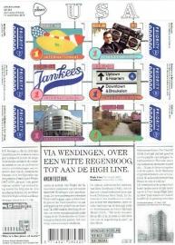 Nvph V3325/3330C Grenzeloos Nederland USA 2015 Postfris