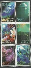 Nederlandse Antillen 1746/1751 Onderwaterleven Postfris