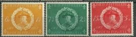 Nederlandse Antillen 258/260 Postfris