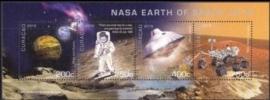 Curaçao Status Aparte 285 Nasa Earth of Space 2015 Postfris