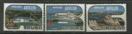 Nederlandse Antillen 738/740 Postfris
