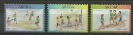 Aruba 310/312 Kinderzegels 2003 Postfris