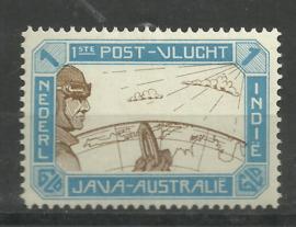 Nederlands Indië Luchtpost 13 Postfris (2)