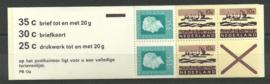 PZB 12a Postfris + Plaatfout (witte baan)