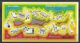 Nvph 2211 Kindervel 2003 Postfris