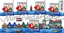 Nvph 3386 Mooi Nederland Volendam Postfris