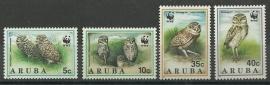 Aruba 134/137 Postfris