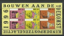 Nvph 1701 Kindervel 1996 Postfris
