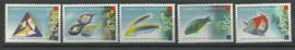 Caribisch Nederland    2/6 Constitutie Postfris