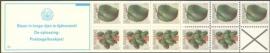 SR Postzegelboekje 5bq Postfris