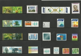 Complete Jaargang 2007 Postfris (alleen losse zegels)
