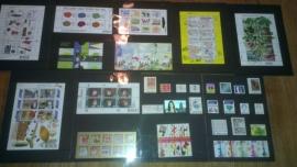 Complete Jaargang 2010 Postfris (Met blokken en boekjes)