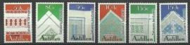 Nederlandse Antillen 1740/1745 Sabaans Kantwerk Postfris
