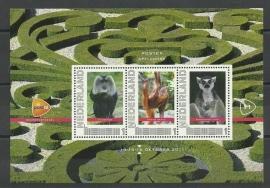 2011 (11) Persoonlijk Postzegelvel Postex Apeldoorn Postfris