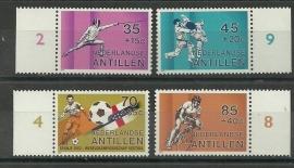 Nederlandse Antillen 706/709 Postfris