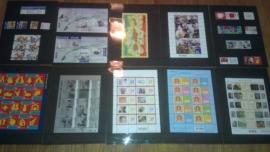 Complete Jaargang 2003 Postfris (Met blokken en boekjes)