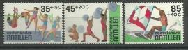 Nederlandse Antillen 735/737 Postfris