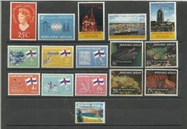 Nederlandse Antillen Jaargang 1965 Postfris