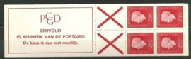 PZB  9f Postfris + Telblok