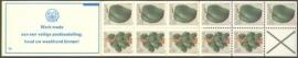 SR Postzegelboekje 5aq Postfris