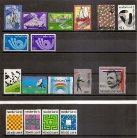 Complete Jaargang 1973 Postfris
