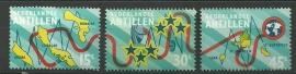 Nederlandse Antillen 475/477 Postfris