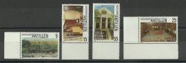 Nederlandse Antillen 831/834 Postfris