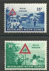 Nieuw Guinea 73/74 Postfris