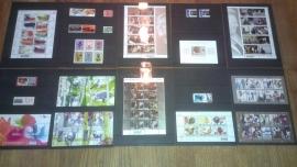 Complete Jaargang 2004 Postfris (Met blokken en boekjes)