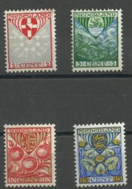 Nvph 199/202 Kinderzegels 1926 Postfris (12)