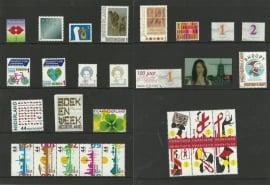 Complete Jaargang 2010 Postfris (alleen losse zegels)