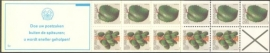 SR Postzegelboekje 5cq Postfris