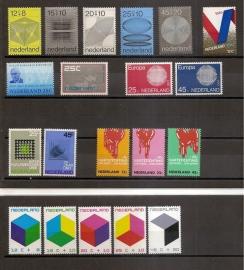 Complete Jaargang 1970 Postfris