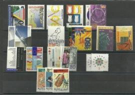 Complete Jaargang 1992 Postfris
